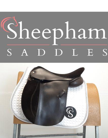 Symonds Show Saddle 18″ M Brown – #SC1310a# Symonds