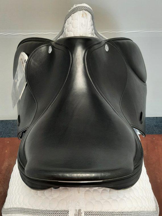 Harry Dabbs Paris XJS Jump Saddle 16.5″ MW Black – #SC1341#