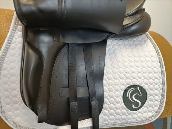 Albion K2 Dressage Saddle 17.5″ M Black – #SC1365# Albion Saddles