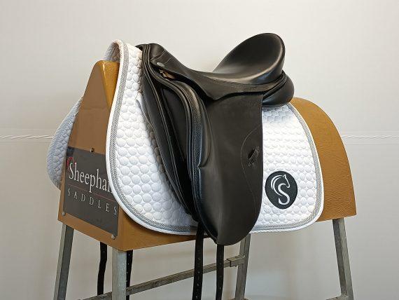 Optimum Performance Dressage Saddle 18″ M Black – #SC1378# Optimum Performance