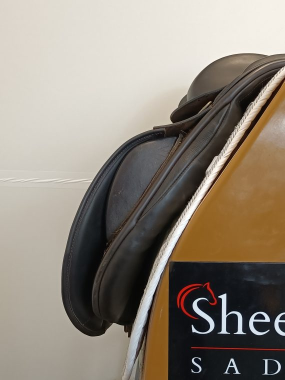 Nero VSD Saddle 17.5″ W Brown – #SC1370# Nero