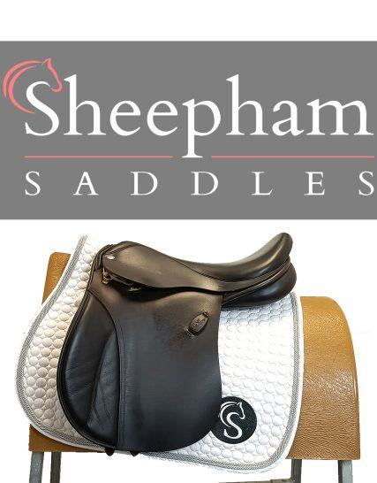Nero VSD Saddle 17.5″ W Brown – #SC1370#